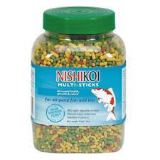 Nishikoi Multi-Sticks Floating Koi Fish Food Pond Feed MultiSticks