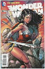 WONDER WOMAN (2012) #36 1ST PRINT DC COMICS NEW 52