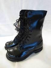 Carolina Jump Boots Military Black Leather Para Trooper Combat Munson Last USA
