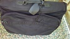 Briggs And Riley Travelware  garment Bag With 2 Wheels  Luggage Black