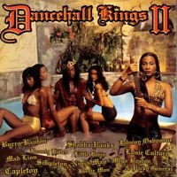 Various Artists : Dancehall Kings - Volume II CD (2005) ***NEW*** Amazing Value