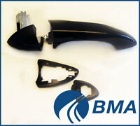 Bmw X5 E53 99-06 Outside Door Handle Right Side (Front/Rear) painted black gloss
