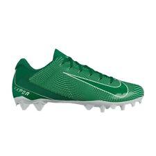 Nike Size 14 Men's Vapor Edge Team Green Football Soccer Cleats 917167-300 NEW