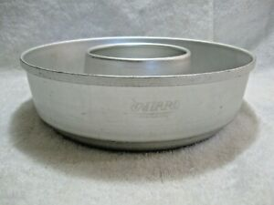 """Vintage Collectible MIRRO """"THE FINEST ALUMINUM"""" Jell-O Ring Mold-Farm House-Home"""