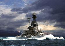 HMS LA VENDETTA-finito a mano, edizione limitata (25)