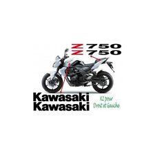 Kit Kawasaki Z750r autocollant moto sticker