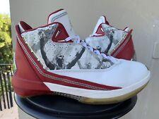 e7c7d46b30188b OG 2007 Nike Air Jordan 22 XXII Omega Size 8 Red White retro xi iv v i