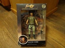 FUNKO--FIREFLY SHOW--JAYNE COBB FIGURE (NEW) LEGACY COLLECTION