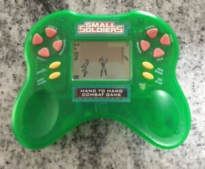 Milton-Bradley Small Soldiers Hand to Hand Combat Electronic Handheld Game Works