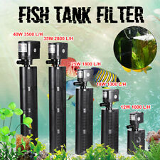 3 In1 Biological Internal Filter Fish Tank Aquarium Filtration Pump 250-3500l/h