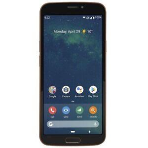"Doro 8080 32GB Android Smartphone Seniorenhandy 5.7"" Alarmtaste graphit"