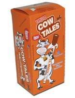 COWTALES Vanilla Chewy Caramel Candy 1 oz each 36 count Cowtails Bulk Over 2 Lbs