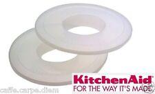2 Coperchi 5KBC90N Ciotola Plastica Accessori Robot KitchenAid lid bowl Cover