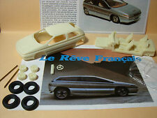 CITROEN  BX   ZABRUS   BERTONE   ALEZAN  VROOM   KIT 1/43   NO  2CV  DS  ATLAS