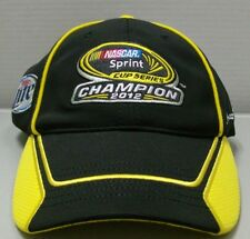 Brad Keselowski 2012 Sprint Cup Championship Hat Free Ship - Chase Authentic's