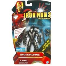 Iron Man 2 Series 6 WAR MACHINE Walmart Exclusive New MIP