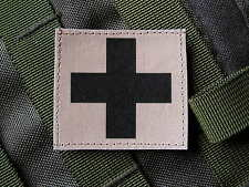 Snake Patch - MEDIC 5cm x 5cm - infirmier secours OPEX SCRATCH