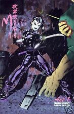 KABUKI MASKS OF THE NOH # 1 VARIANT VF (Caliber Press, 1996) original ComIc Book