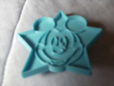 disney detail cookie cutter,blue mickey mouse in star