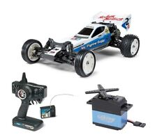 Tamiya Neo Fighter DT-03 2WD Buggy Kit inkl. Fernsteuerung/Servo - 300058587SET2