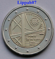 Portugal speciale 2 euro 2016 25 April Brug