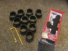 Pre Owned Disney Cars Luigi's Tire Tower Game.  Box shows some ware.