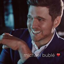 MICHAEL BUBLE Love (2018) 11-track CD album NEW/SEALED ❤