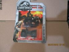 MATCHBOX JURASSIC WORLD KAWASAKI BRUTE FORCE NEW ON CARD