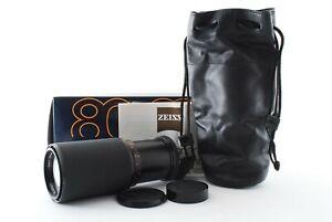 Read Contax Carl Zeiss Vario-Sonnar T 80-200mm F/4 MMJ MF Lens w/Box #7389