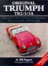 Original Triumph TR2/3/3A (Vol. 1), Bill Pigott, Bill Pigot, Bill Piggott, Good