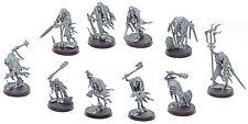 10x Chainrasp Horde Nighthaunt Soul Wars Warhammer Age of Sigmar