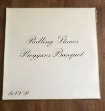 Rolling Stones--Beggar's Banquet (Mono Decca LK 4955 UK) LP
