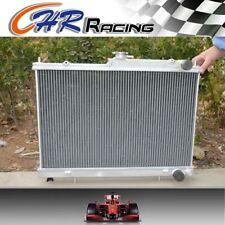 Aluminum Radiator FOR NISSAN SKYLINE R33 R34 GTR GTS-T GTST RB25DET 93 94-98 MT