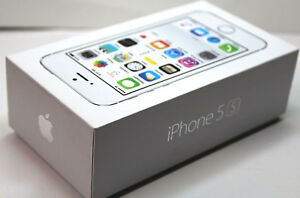 Apple iPhone 5s 16GB Silver (Verizon) A1533 4G LTE (CDMA + GSM) New other SEALED