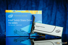 Intel 750 Series AIC 400GB NVMe PCI-e 3.0 x4 MLC Internal SSD - SSDPEDMW400G4X1