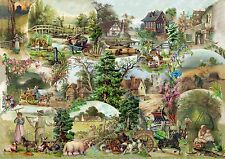 Puzzle The House of Puzzles 500 Teile - XXL Teile - Pastoral (56773)