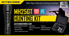 Nitecore MH25GT Hunting Kit USB Rechargeable Flashlight 1000 Lumen