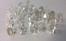 1 KG. Bergkristallspitzen Bergkristall Spitzen geschliffen  3-7cm  2.Wahl A609
