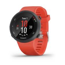 Garmin Forerunner 45 GPS HRM Sports Running Smart Watch Large - Lava Red