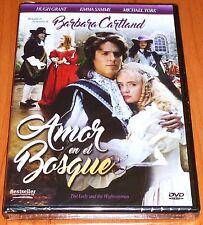 AMOR EN EL BOSQUE / The Lady and the Highwayman - English Español DVD R2 Precint