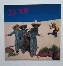 ZZ TOP / El Loco / WB 56929 (BSK 3593) / LP