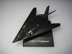 Lockheed F-117 Nighthawk 1/180 Scale Diecast Metal Model by NewRay