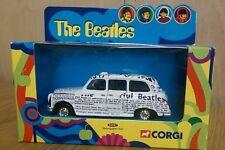 Corgi 58007 diecast The Beatles Newspaper Taxi