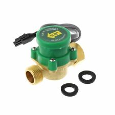 """HT-120 G1/2 """"-1/2"""" 1.5A Hot And Cold Water Circulation Pump Booster Flow Switch"""
