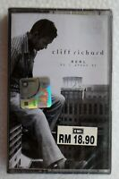 Real As I wanna Be by Cliff Richard Rare 1998 Malaysia Cassette Brand New Sealed