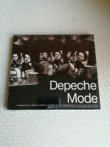 DEPECHE MODE - EVERYTHING COUNTS - CD SINGLE DIGIPACK USA - SEALED