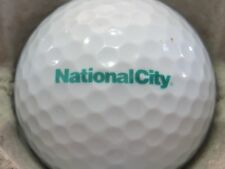(1) NATIONAL CITY BANK INDIANAPOLIS LOGO GOLF BALL