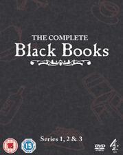 Black Books: Series 1-3 DVD (2006) Bill Bailey