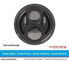 JW Speaker Model 8700 Evolution 2 Dual Burn Headlight (Black Inner Bezel)