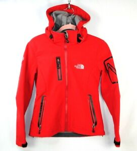 The North Face Summit Series Gore-Tex Performance Jacket Womens Size Small Red S